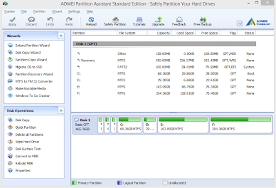 Cara Mengatasi Windows Cannot Be Installed To This Disk, The Selected Disk Is Of The GPT Partition Style #2