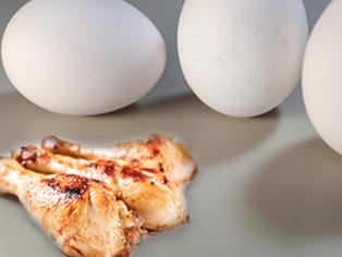 अंडे और मांस का सेवन ना करें