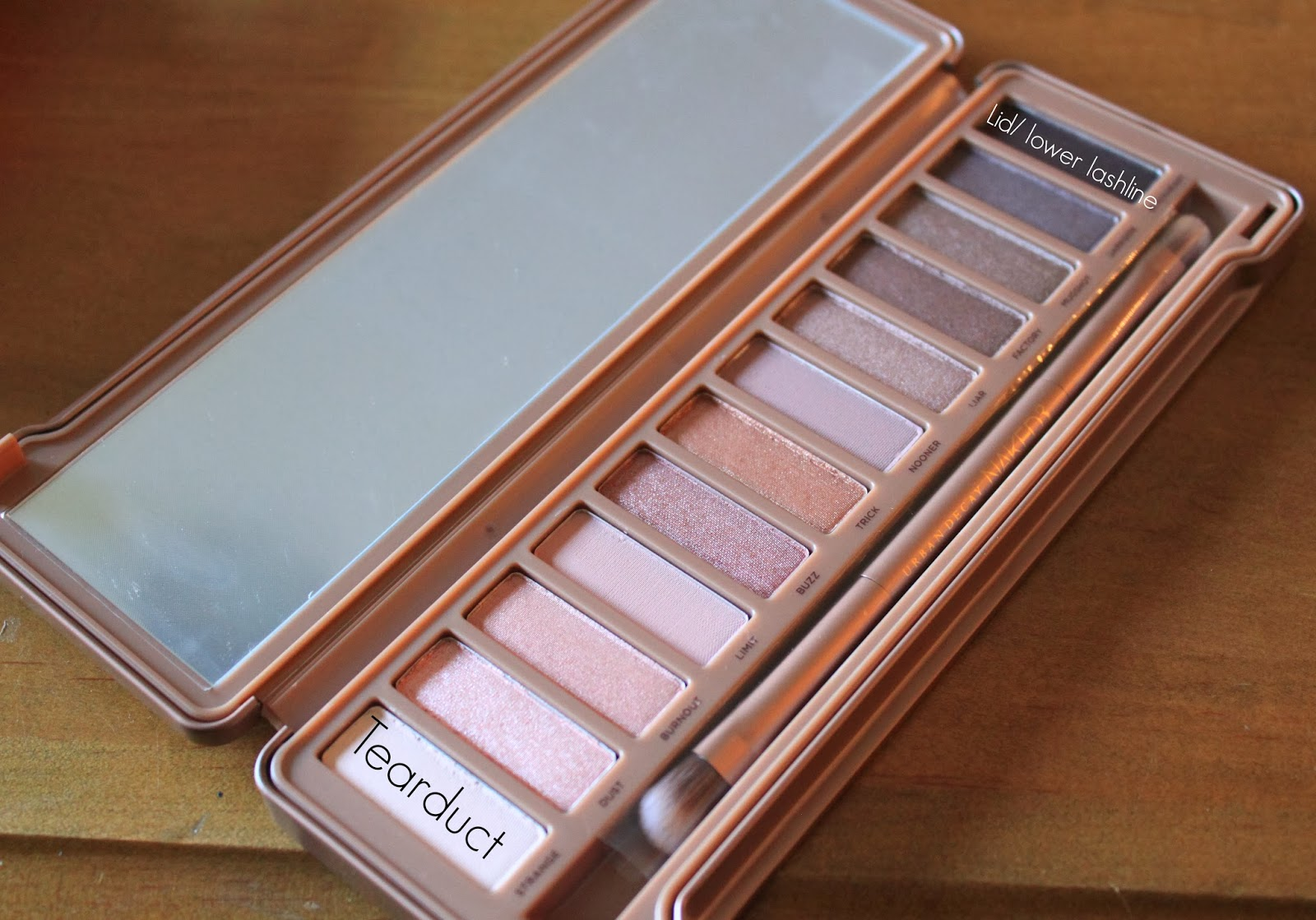 Beauty blogger Mash Elle shares a night out smokey eye using Urban Decay's Naked 3 palette