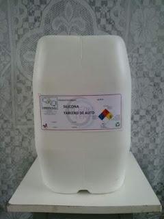 Silicona tablero producto de limpieza automotriz