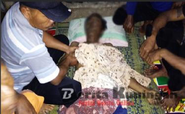 Tersambar Petir, Petani Asal Desa Sindang Jawa Tewas