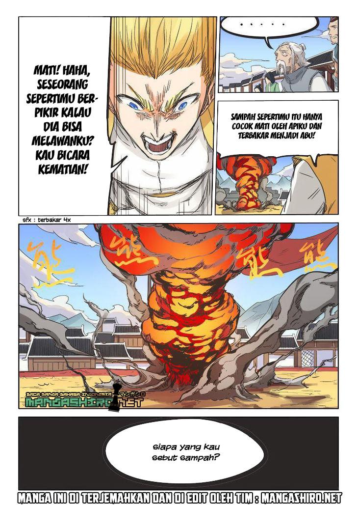 Baca Komik Manga Star Martial God Technique Chapter 100 Komik Station