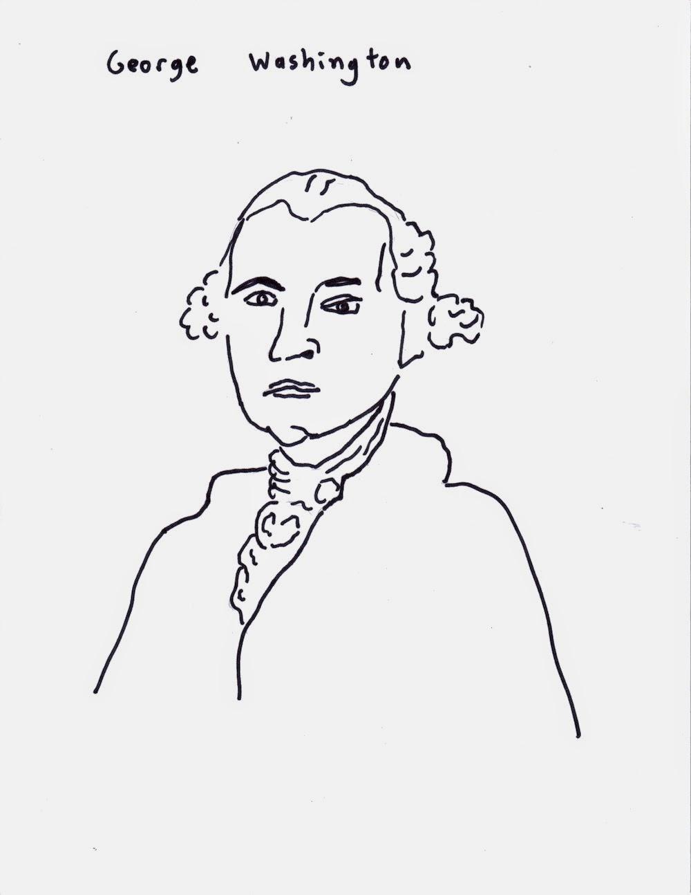 Jesse's Blog: The American Presidents: George Washington