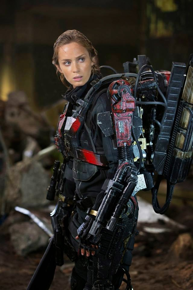 edge of tomorrow emily blunt