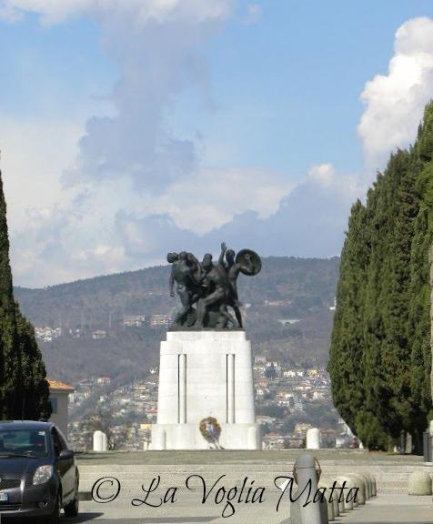 Trieste Colle di San Giusto