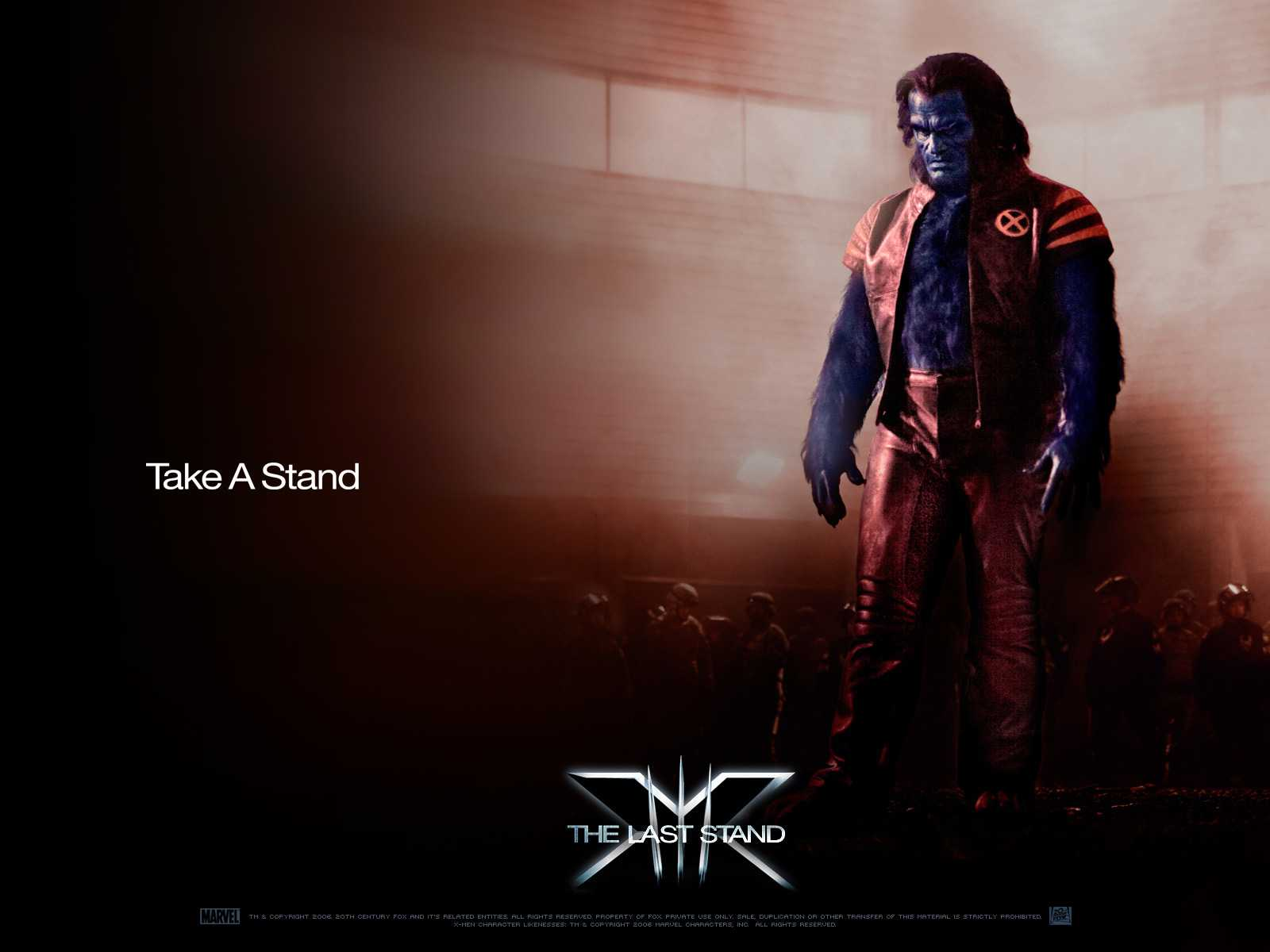 Photo x-men x-men: the last stand movies.