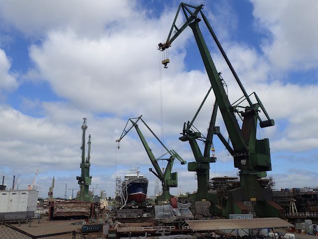 Budowa statków trwa!