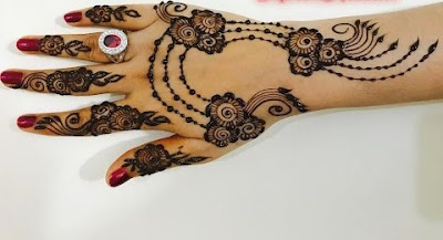 mehendi designs best