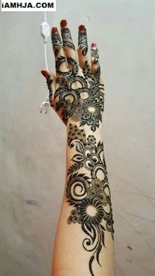 beautiful mehndi designs for hands picture and images in HD quality download