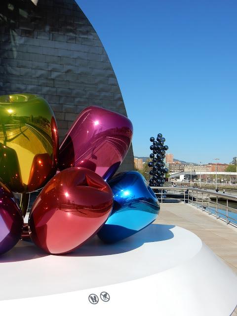 Guggenheim, Bilbao, España, Elisa N, Blog de Viajes, Lifestyle, Travel