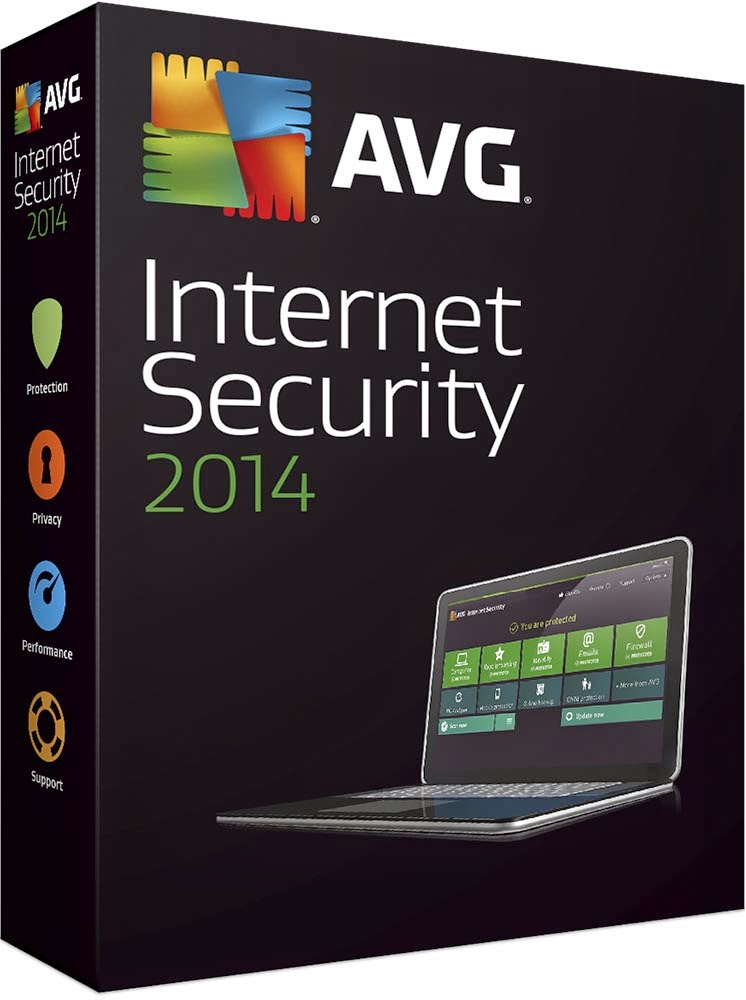 AVG Internet Security 2014 Image