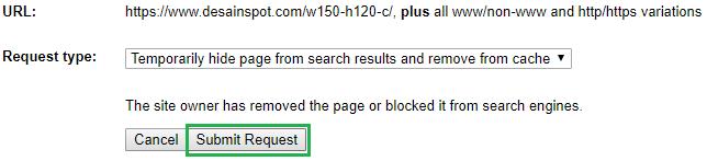 Cara menghapus link error 404