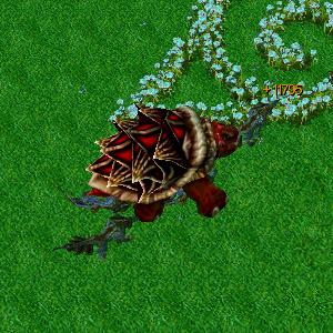 naruto castle defense obsidian tortoise