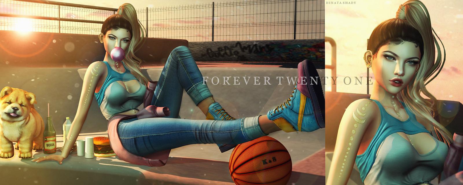 LOTD 540 Basketball Girl...