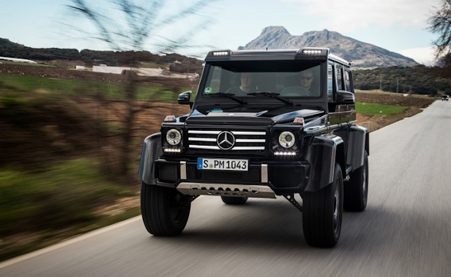 2017 Mercedes Benz G Class G500 New Redesign, Review, Exterior Design, Interior Specification, Engine, Performance, Rumors And Release Date