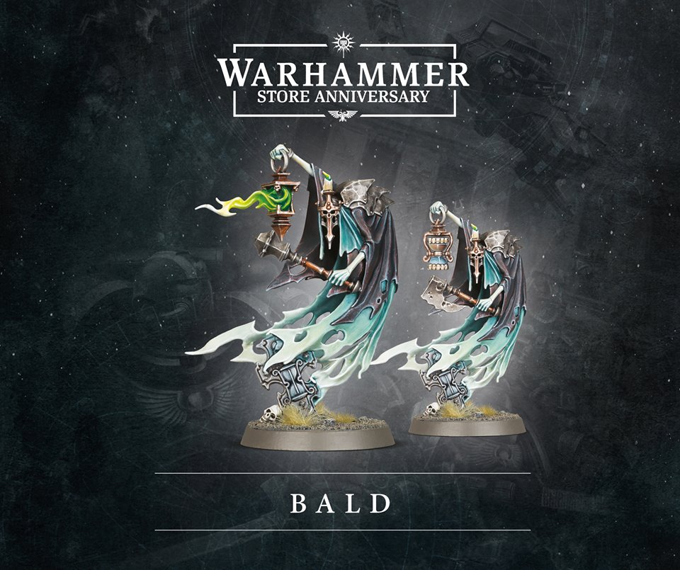 New Store Anniversary Model Darrakar Guardian Of