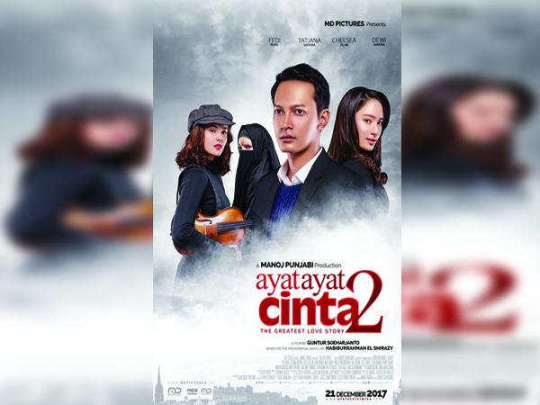 Film Ayat Ayat Cinta 2 2017 Sinopsis Info Detail Trailer Lihat Sinopsis Film Terbaru