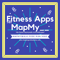MapMyWalk on Blog post by Trinka Polite FitnessApps