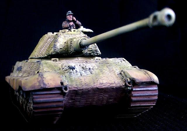 Panzer Lerh Konigstiger Tiger 2 King Tiger JTFM Diewaffenkammer