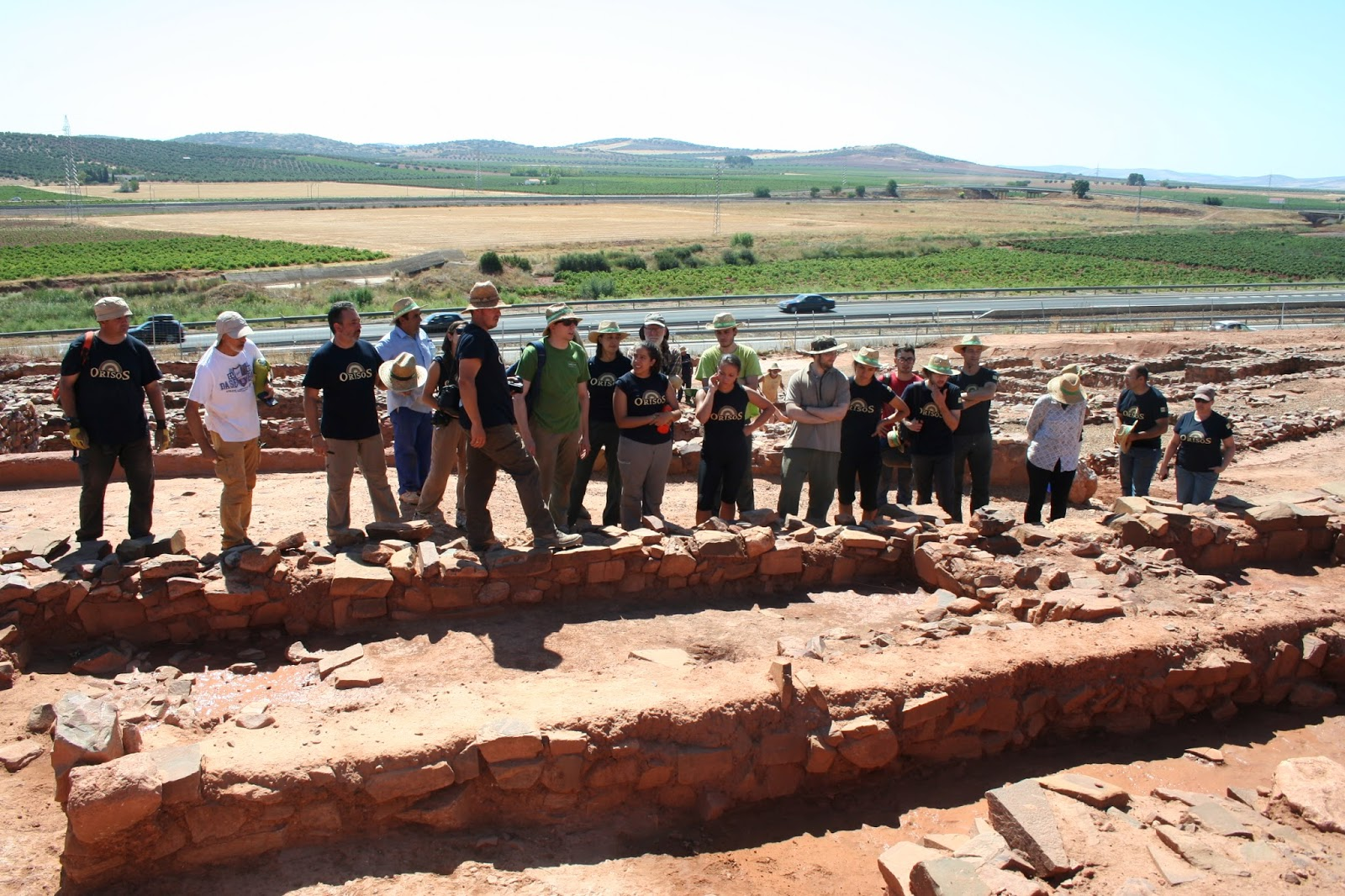 Arqueologia curso