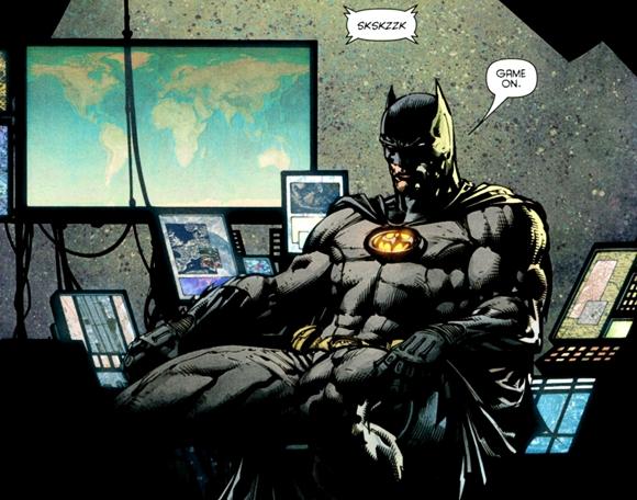 El mayor poder de Batman es su inteligencia
