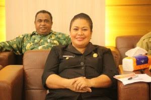 Irene Manibuy Yakin Didukung Partai Golkar