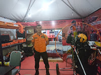 Ke Lampung Fair, Mampir Yuk ke Stand BASARNAS
