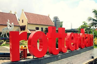 Melihat Saksi Bisu Perkembangan Kota Makassar di Benteng Fort Rotterdam