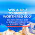 Win a trip to Greece worth R60 000 when your buy at Spree