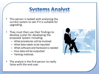 Computer Systems Analyst Freshers Interview Questions And Answers