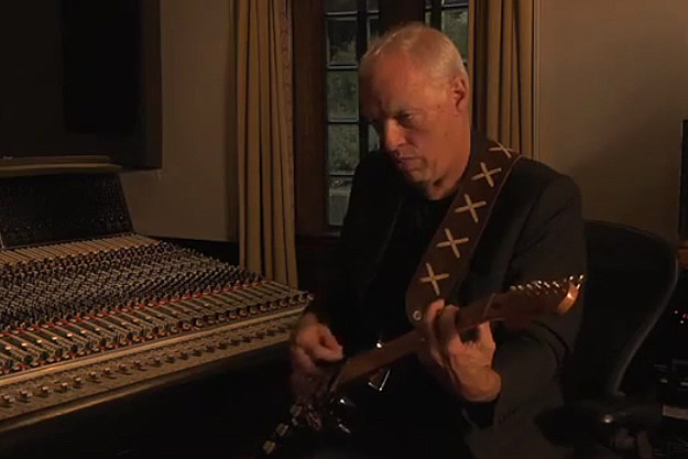 Watch David Gilmour Talks About Wish You Were Here
