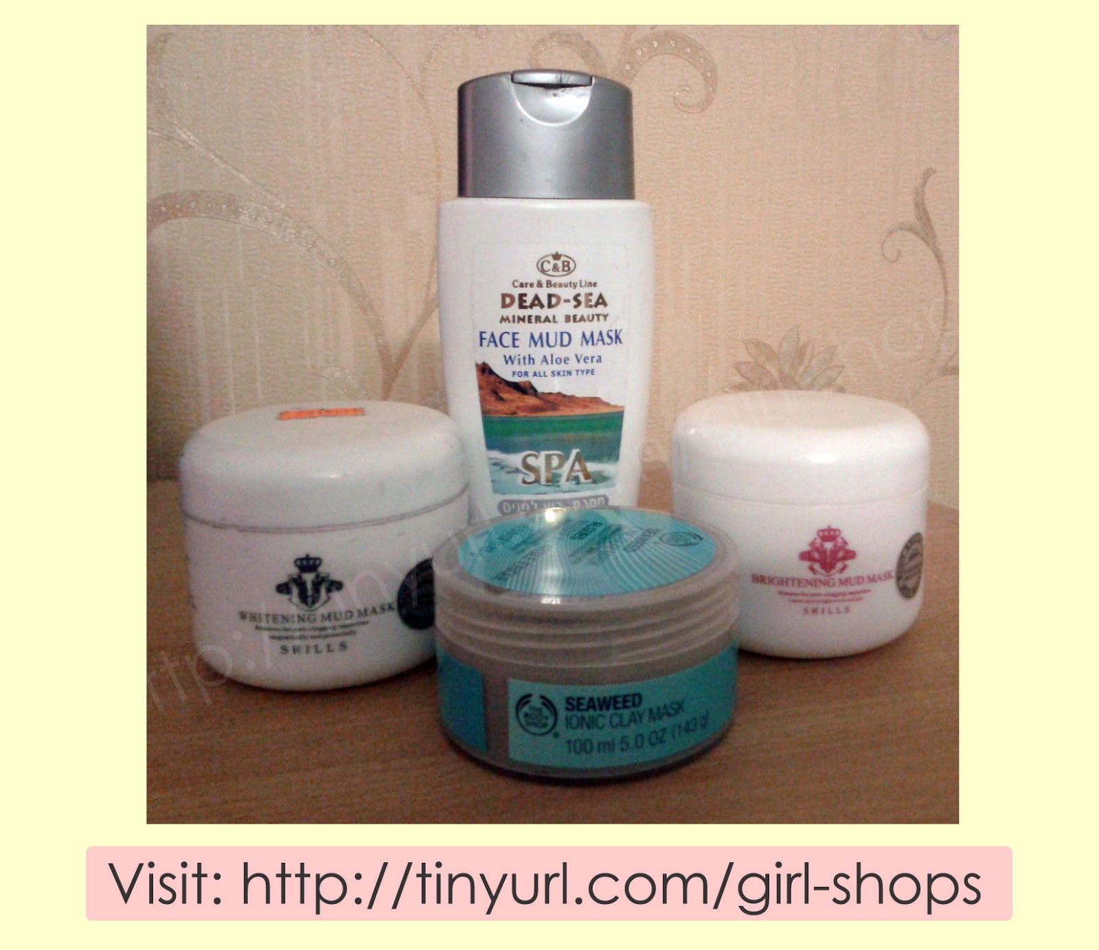 Justifying Shopaholism     : The Body Shop Seaweed Ionic