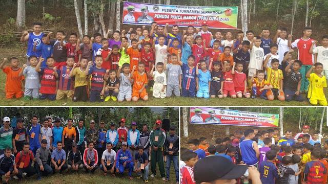 Gol Tunggal Wabup Zainal Kalahkan Forum Kades di Kemantan