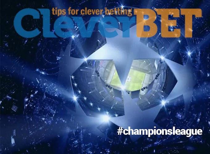 Cleverbet.eu  Προγνωστικά Τσάμπιονς Λιγκ 12/12/2018