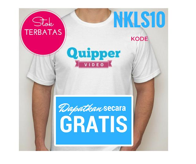 kaos-quipper-gratis