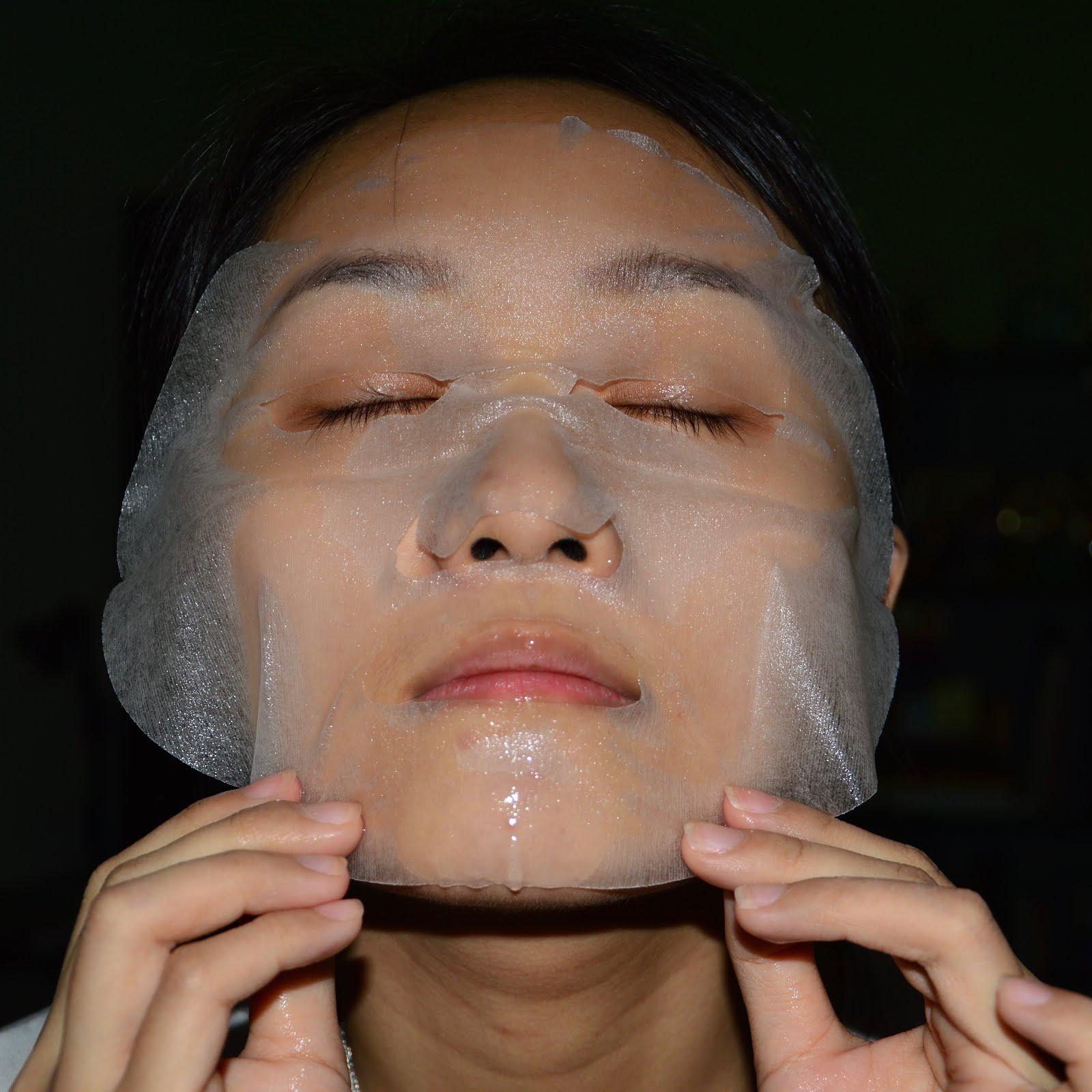 My Beauty Diary Aloe Mask Review