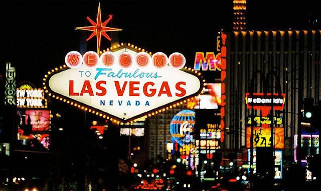 Las Vegas em Janeiro