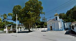 Imagem da Capela de São Roque