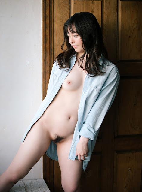 Bộ ảnh sex khỏa thân của gái xinh Japan cực ngon 2019