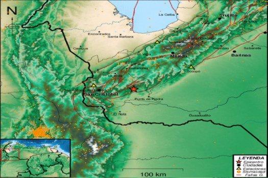 Sismo de 4.7 despierta a Caracas y dos estados centrales de Venezuela