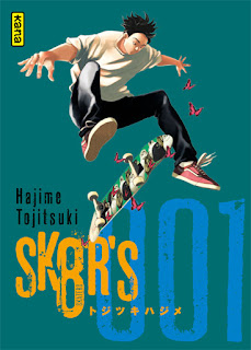 Sk8r's - Tome 1 aux éditions Kana