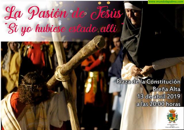 El casco urbano de Breña Alta se transformará, este sábado, en la Jerusalén del siglo I para recrear La Pasión de Jesús