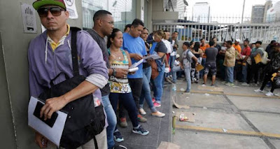 Se dispara el número de venezolanos no admitidos en suelo dominicano