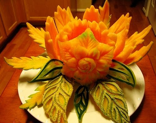 Funny Pictures Gallery Vegetable art fruit and vegetable