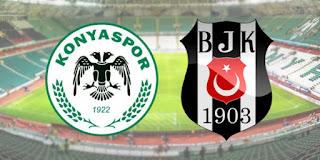 Atiker Konyaspor - Beşiktaş Canli Maç İzle 16 Şubat 2018