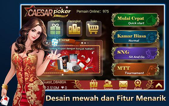 Poker Texas Caesar Apk