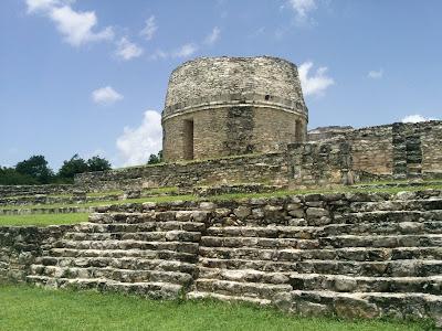 Edificio Maya Q152 Mayapan Mexico