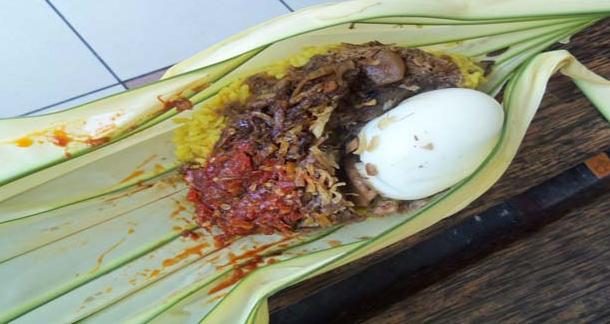 Resep Nasi Kuning Khas Manado