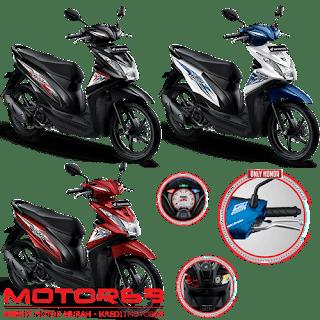 Kredit Motor Honda BeAT eSP CBS Sporty FI