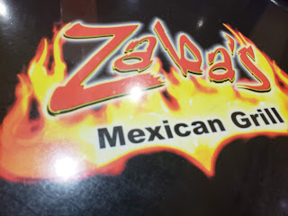 Zaba's Mexican Grill at the Plaza Hotel food court in downtown Las Vegas Nevada